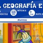 Recurso educativo recomendado: Ciencias, geografía e historia