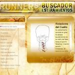 Runners's, un buscador de estiramientos para Educación Física