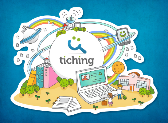 Novedades en Tiching