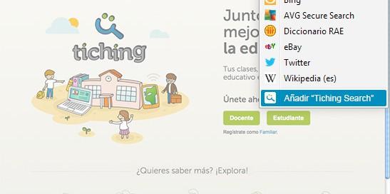 Contenidos educativos gratuitos en tu navegador preferido