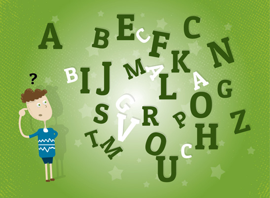 Trabajar con niños con dislexia