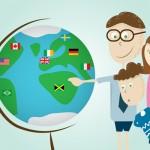 Bugaboodaytrips: Viajes virtuales en familia