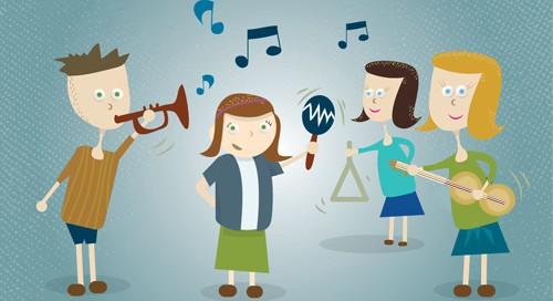 Enseñar música