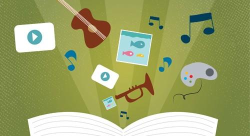 Creación de libros digitales para educación
