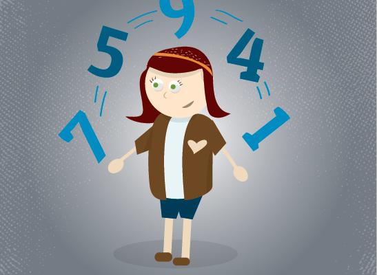 Aprender matemáticas más fácilmente