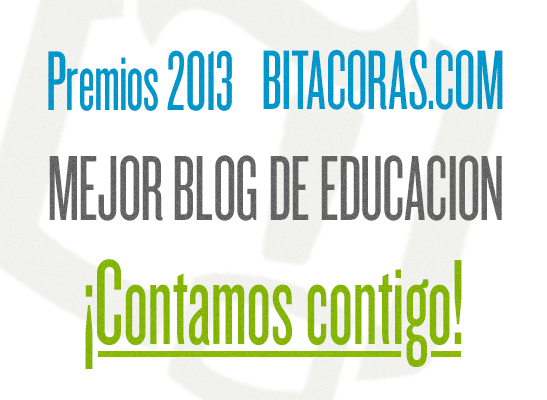 Premios Bitacoras Tiching Educación