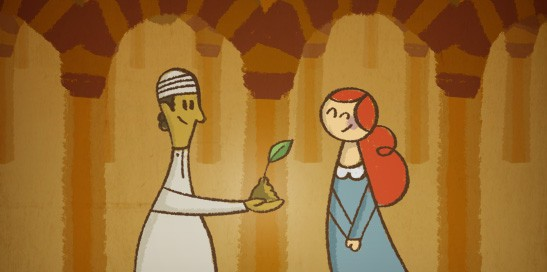 Influencia árabe