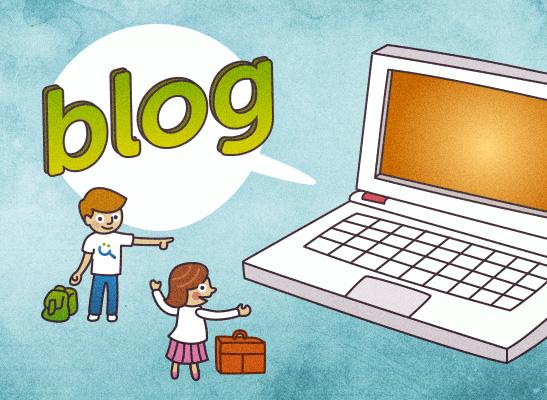 KidBlog | Tiching