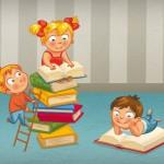 10 valores para trabajar a través de la lectura