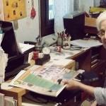 """Delfina Tomás: """"Volví a la escuela a los 80 años para aprender a resolver una raíz cuadrada"""""""