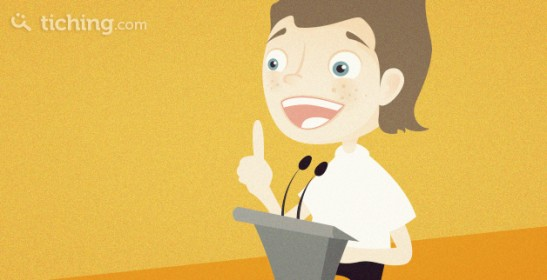 cómo hacer una buena presentación en público el blog de educación