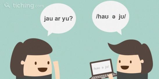 Pronunciacion Ingles | Tiching