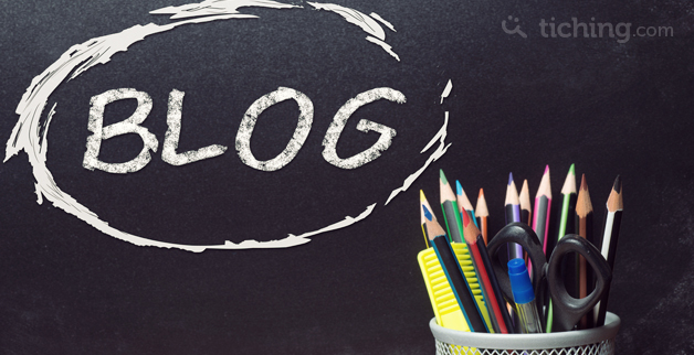 Blog en el aula | Tiching
