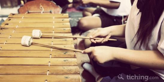 Musica en clase | Tiching