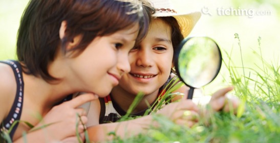 Aprender en la naturaleza | Tiching