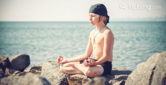 Relajacion y niños | Tiching