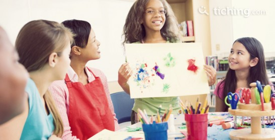 Aprendizaje creativo | Tiching