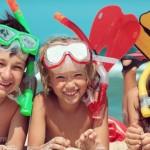 7 propuestas para jugar en el agua