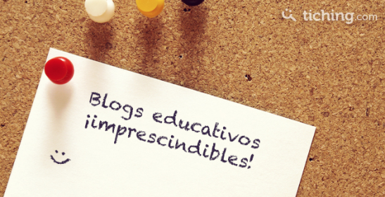 Blogs educativos | Tiching