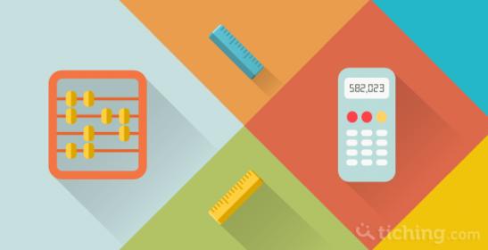 Herramientas Matemáticas | Tiching