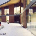 Kirkkojärvi School, una escuela diferente
