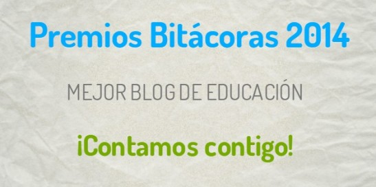 Premios Bitacoras 2014 |Tiching