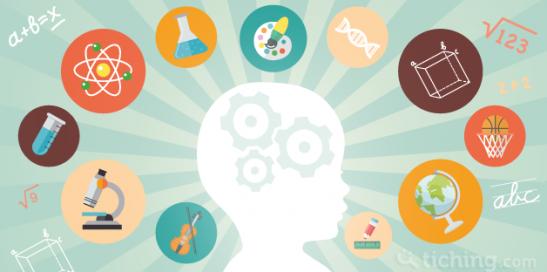 Matematicas Inteligencias Multiples | Tiching