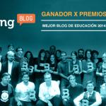 El blog de Tiching Mejor Blog de Educación en los Bitácoras 2014
