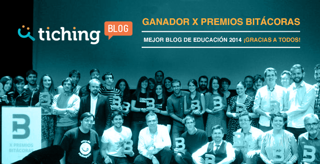 Ganador Premios Bitácoras | Tiching