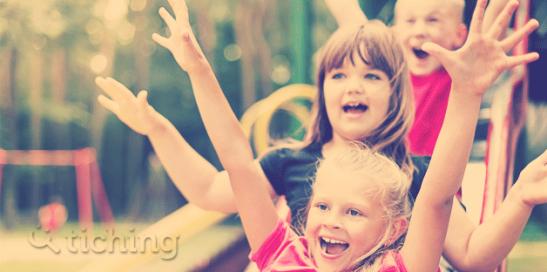 Juegos infantiles | Tiching