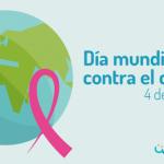 4 de febrero: Día Mundial contra el Cáncer