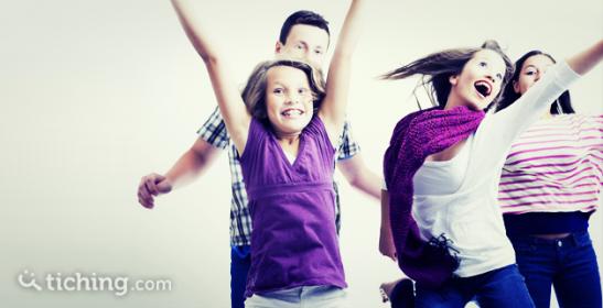 Expresion corporal en el aula | Tiching