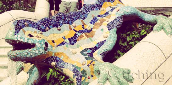 Aprender sobre Gaudi |Tiching