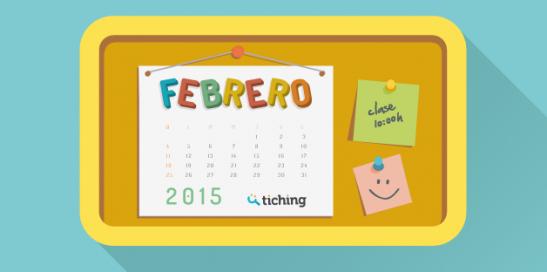 Mejores blogs febrero 2015 | Tiching
