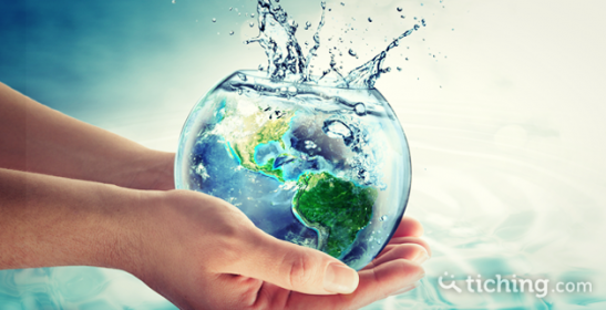 Dia Mundial Agua | Tiching