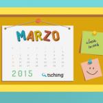 Los 5 mejores blogs de marzo