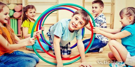 Dia Mundial Actividad Fisica |Tiching