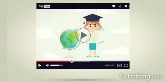 Docentes y Youtube | Tiching