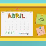 Los 5 mejores blogs de abril