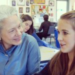 """Nancie Atwell: """"Animo a los profesores a que nunca dejen de aprender"""""""