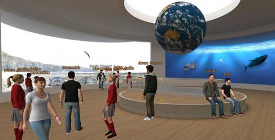Mundos virtuales 3D |Tiching
