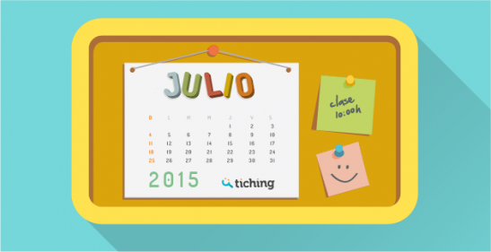 Mejores Blogs Julio |Tiching