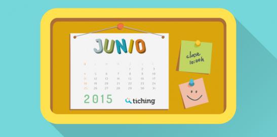 Mejores Blogs Junio 2015 | Tiching