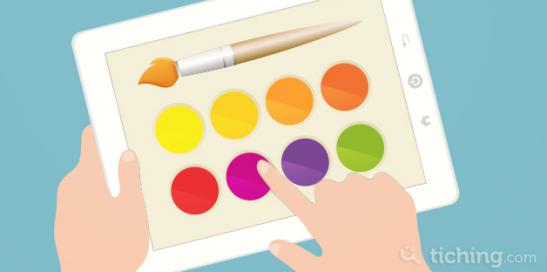 Apps para dibujar |Tiching