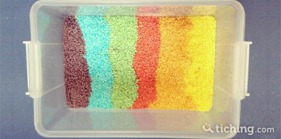 Cajas sensoriales |Tiching