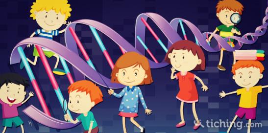 ADN en el aula | Tiching