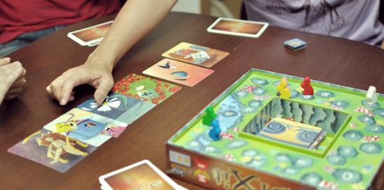 Juegos de mesa educativos |Tiching