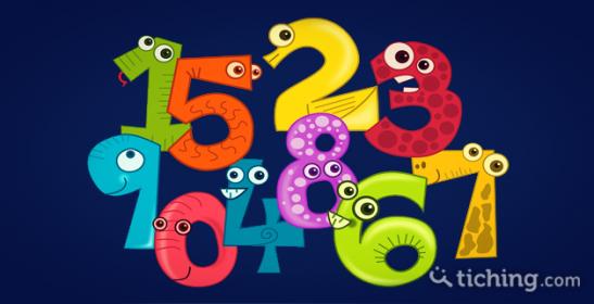 Vuelta al cole matemáticas |Tiching