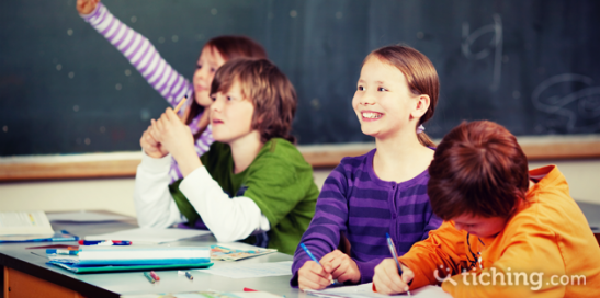 Participación en clase |Tiching
