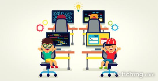 Herramientas gratuitas para programar -Tiching